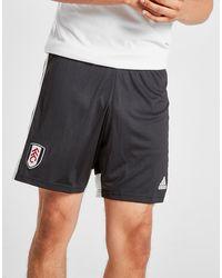 adidas Pantalón corto Fulham FC 2019/20 1.a equipación - Negro