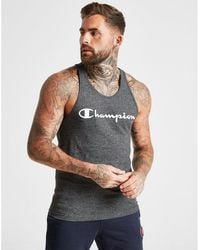 Champion Core Basic Tank Top - Black