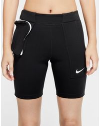 Nike Tech Cycle Shorts - Black