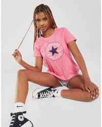 Converse Chuck Taylor T-shirt - Pink