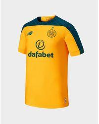 e058304399692 Celtic Fc 2019/20 Away Shirt - Yellow