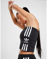 adidas Originals Lock Up Bandeau - Black