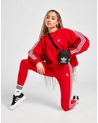 adidas Originals 3-stripes Leggings - Red