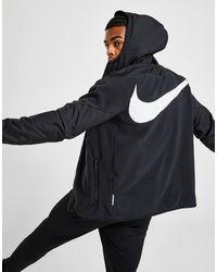 Nike Fc Woven Full Zip Jacket - Black