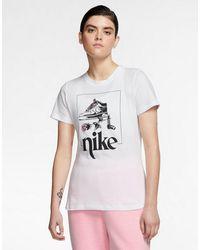 Nike Sportswear T-shirt - White