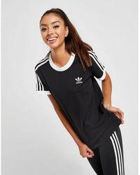 adidas Originals 3-stripes California T-shirt - Black