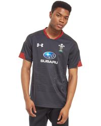 Under Armour - Wales Ru 2017/18 Away Shirt - Lyst
