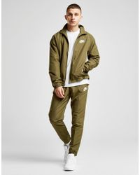 Nike Trophy Woven Suit - Green