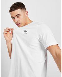 adidas Originals Trefoil Essential T-shirt - White