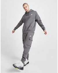 Nike Foundation Cargo Joggers - Grey