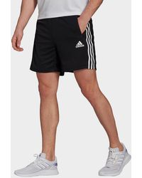 adidas - Primeblue Designed To Move Sport 3-stripes Shorts - Lyst