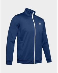 Under Armour Sportstyle Tricot Jacket - Blue