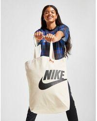 Nike Futura Tote Bag - Natural