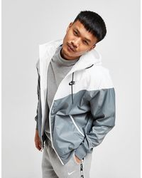 Nike Windrunner Jacket - Grey