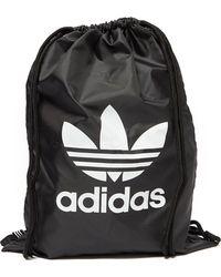 adidas Originals - Trefoil Gym Sack - Lyst