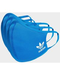adidas Face Coverings - Blue