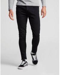 Farah Slim Denim Jeans - Black