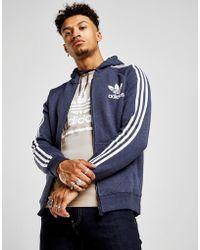 adidas Originals - California Full Zip Hoodie - Lyst
