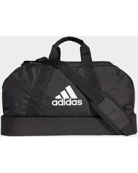 adidas Tiro Primegreen Bottom Compartment Duffel Bag Small - Black