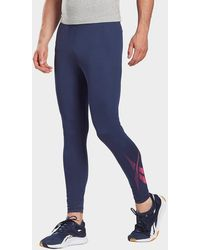 Reebok - Thermowarm Touch Base Layer Bottoms - Lyst