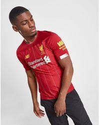 23cf9d66688 New Balance 2018-2019 Liverpool Home Football Shirt (alexander ...