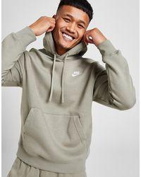 Nike Foundation Overhead Hoodie - Green
