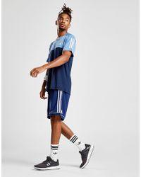 adidas Pantalón corto Squad - Azul