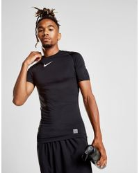 Nike - Pro Compression T-shirt - Lyst