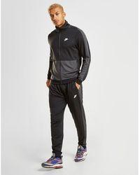 Nike Poly Track Top - Black