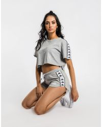 Kappa - Authentic Custard Shorts - Lyst