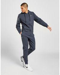 Lacoste Premium Fleece Sweatpants - Gray