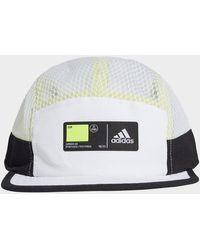 adidas Five-panel Athletics Cap - White