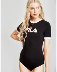 Fila - Ringer Bodysuit - Lyst