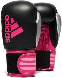 adidas Hybrid 100 Boxing Gloves - Multicolour