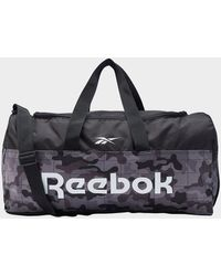 Reebok Active Core Grip Duffle Bag Medium - Black