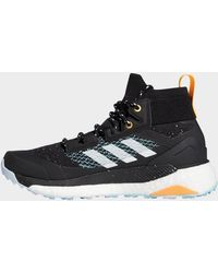 adidas Terrex Free Hiker Parley Hiking Shoes - Black