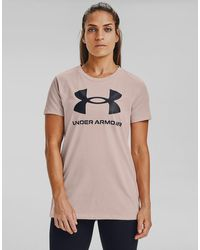 Under Armour Sportstyle Graphic Short Sleeve - Multicolor
