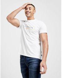 Billabong Square Fade T-shirt Men's - White