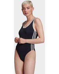 adidas Originals Adicolor Classics Primeblue Swimsuit - Black