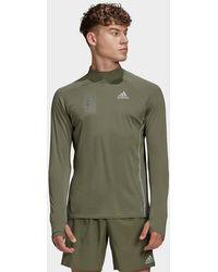 adidas Reflective Long-sleeve Top - Green