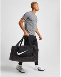 Nike Brasilia Large Duffle Bag - Black