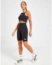 Fila Core Cycle Shorts - Black