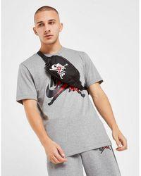 Nike Jumpman Waist Bag - Black