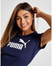 PUMA Core T-shirt - Blue