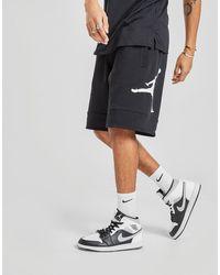 Nike Jumpman Air Fleece Shorts - Black