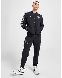 adidas Manchester United Fc Chinese New Year Track Pants - Black