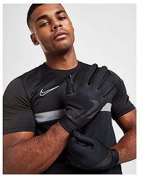 Nike Gants de football HyperWarm Academy - Noir