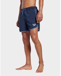 Reebok Wyatt Swim Shorts - Blue