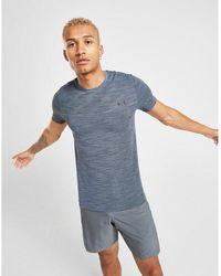 Under Armour Vanish Seamless Short Sleeve T-shirt - Blue