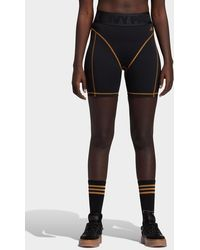adidas X Ivy Park Cycle Shorts - Black